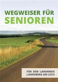 Senioren - Titelblatt Wegweiser für Senioren
