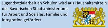 Jugendamt - JaS - Förderhinweis Staatsministerium