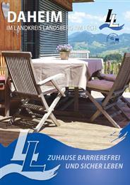 Senioren - Deckblatt Ratgeber Barrierefreiheit
